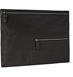 Álvaro Archivia Leather Document Holder