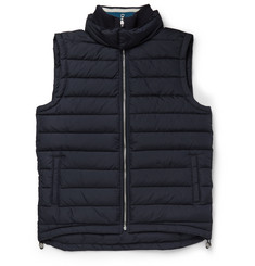 Orlebar Brown Dwight Slim-Fit Down-Quilted Shell Gilet