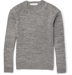 Orlebar Brown Mélange Wool Sweater