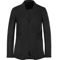 Burberry Prorsum Charcoal Slim-Fit Cashmere and Wool-Blend Suit Jacket