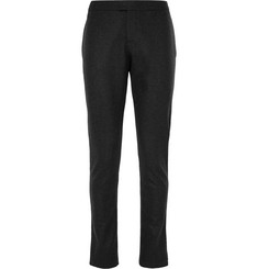 Burberry Prorsum Charcoal Slim-Fit Cashmere and Wool-Blend Suit Trousers
