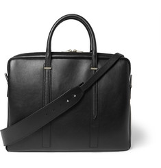 Balenciaga Leather Briefcase
