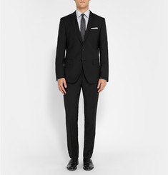 Hugo Boss Black Slim-Fit Virgin Wool Suit