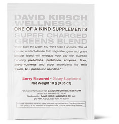 David Kirsch Wellness Co. Super Charged Greens Blend®