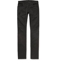 Balenciaga Slim-Fit Stretch-Gabardine Jeans