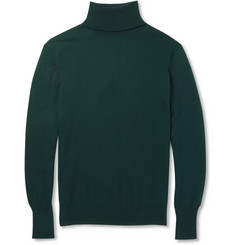 Thom Sweeney Rollneck Wool Sweater