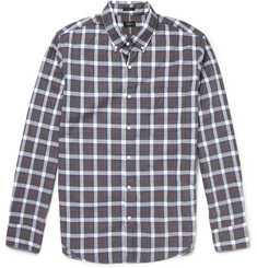 J.Crew - Slim-Fit Checked Cotton Shirt