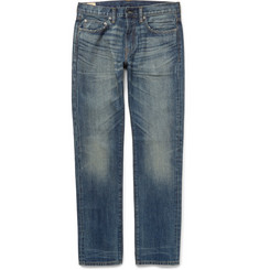 J.Crew - 484 Slim-Fit Japanese Denim Jeans