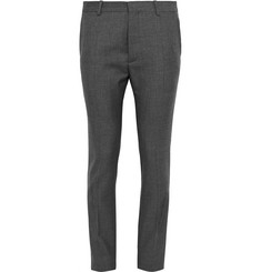 Jil Sander Charcoal Slim-Fit Trousers