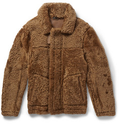 Jil Sander Reversible Shearling Jacket