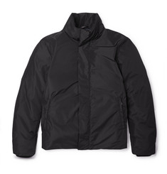 Jil Sander Funnel-Neck Padded Shell Jacket