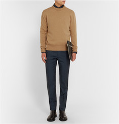 Jil Sander Knitted Cashmere Sweater