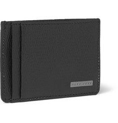 Hugo Boss Luber Leather Cardholder