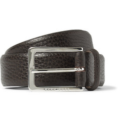 Hugo Boss 3.5cm Brown Nany Leather Belt