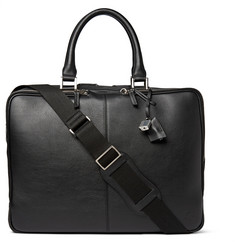 WANT Les Essentiels de la Vie - Trudeau Leather Briefcase
