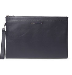 WANT Les Essentiels de la Vie Barajas A4 Leather Pouch