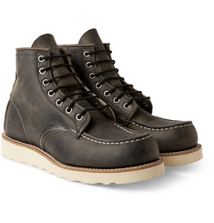 Red Wing Shoes - Rubber-Soled Leather Boots