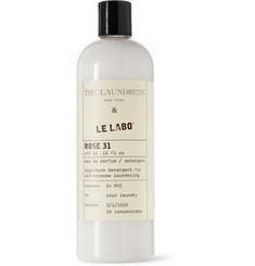 The Laundress + Le Labo Rose 31 Signature Detergent 500ml
