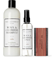 The Laundress Wool & Cashmere Care Set