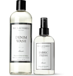 The Laundress Denim Care Set