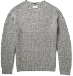 Gant Rugger Basketweave Knitted Sweater