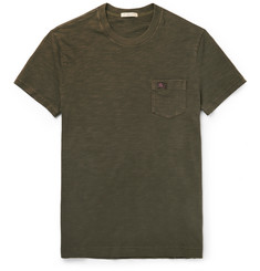 Burberry Brit Ashland Slim-Fit Cotton-Jersey T-Shirt