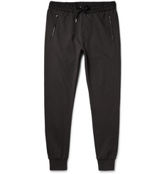 Burberry Brit Tapered Loopback Cotton-Jersey Sweatpants