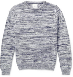Saturdays Surf NYC Everyday Mélange Cotton Sweater