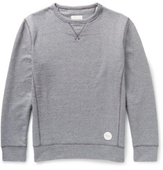Saturdays Surf NYC Bowery Slim-Fit Cotton Sweatshirt