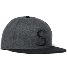 Saturdays Surf NYC Rich Felt Baseball Cap