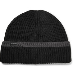 Saturdays Surf NYC 2 x 2 Ribbed Wool Beanie