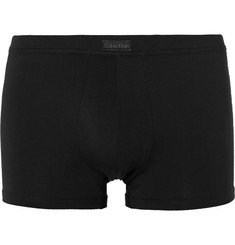 Calvin Klein Underwear Stretch-Pima Cotton Boxer Briefs