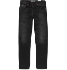 Billy Reid Slim-Fit Denim Jeans