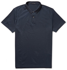 Theory Sandhurst Pima Cotton-Blend Polo Shirt