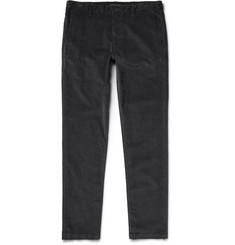 Theory Zaine Slim-Fit Stretch Cotton-Corduroy Trousers