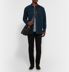Steven Alan Cotton-Moleskin Shirt Jacket