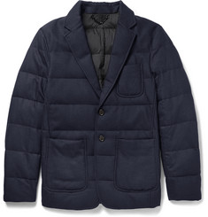 Burberry London Wool and Cashmere-Blend Padded Jacket