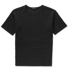 Issey Miyake Crinkled Jersey T-Shirt