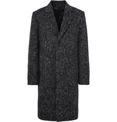 Our Legacy Mélange Wool-Blend Overcoat