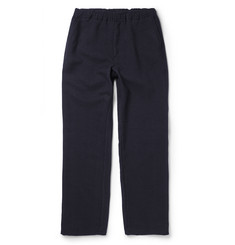 Our Legacy Wide-Leg Wool-Hopsack Trousers