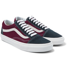 Vans - Old Skool Suede Sneakers