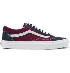 Vans Old Skool Suede Sneakers