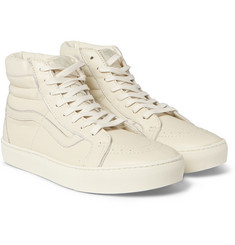 Vans SK8-Hi Cup CA Leather High-Top Sneakers