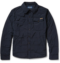 Polo Ralph Lauren Quilted Shell Shirt Jacket