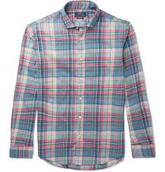Polo Ralph Lauren Plaid Brushed-Cotton Shirt