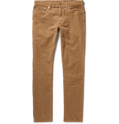 Polo Ralph Lauren Slim-Fit Cotton-Blend Corduroy Trousers