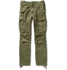 Polo Ralph Lauren Slim-Fit Cotton-Twill Cargo Trousers
