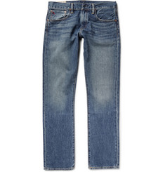 Polo Ralph Lauren Varick Slim Straight Denim Jeans