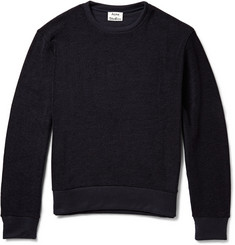 Acne Studios Casey Wool-Blend Terry Sweatshirt