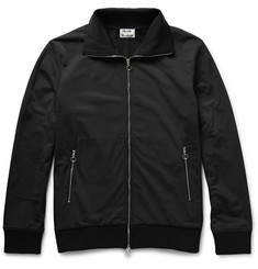 Acne Studios Flaus Brushed-Fleece Jacket